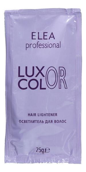 Осветлитель для волос No000 Luxor Color Hair Lightener: Осветлитель 25г осветлитель для волос soft lightener 5 minutes lightening cream 50мл