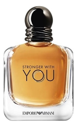 Фото - Armani Emporio Stronger With You : туалетная вода 100мл тестер giorgio armani in love with you набор
