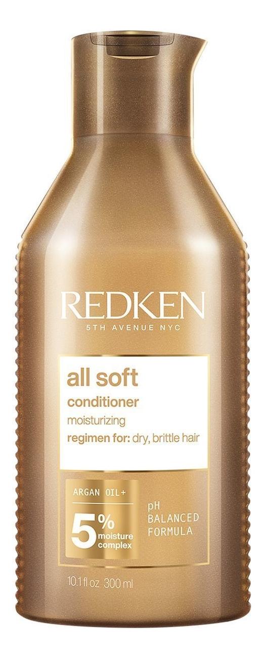 Купить Кондиционер для сухих и поврежденных волос All Soft Conditioner 250мл, Redken
