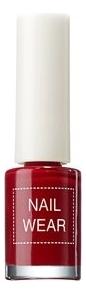 Фото - Лак для ногтей Nail Wear 7мл: 06 Fashionking red лак для ногтей nail wear 7мл 73 blossom