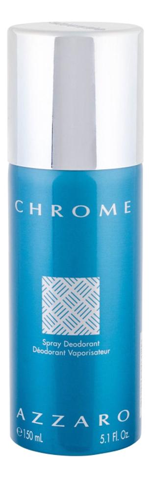 Azzaro Chrome: дезодорант 150мл фото