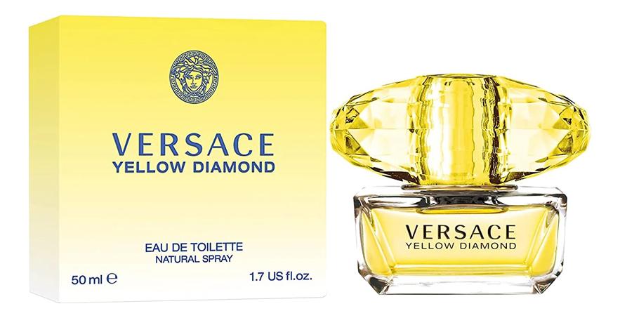 Фото - Versace Yellow Diamond: туалетная вода 50мл versace ve110dwely06