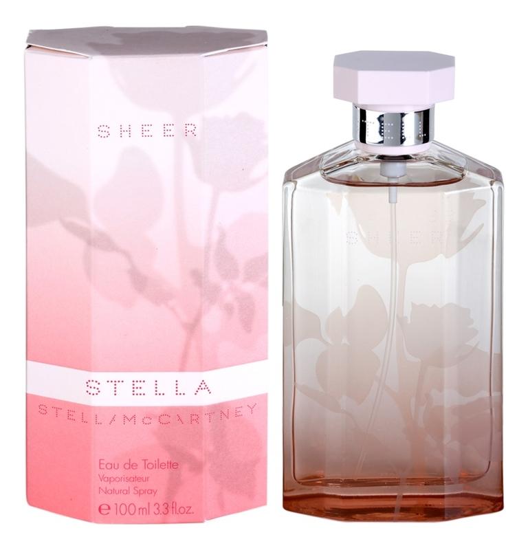 Stella McCartney Stella Sheer 2009: туалетная вода 100мл цена 2017