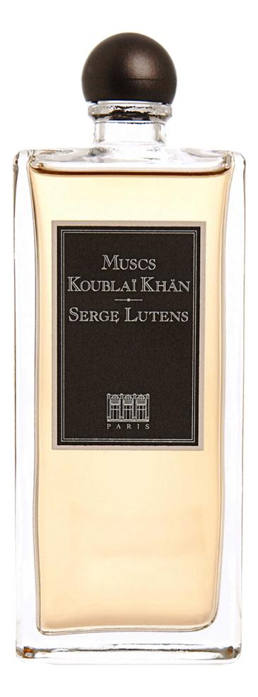 Muscs Koublai Khan: парфюмерная вода 100мл serge lutens muscs koublai khan eau de parfum