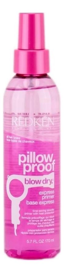 Термозащитный спрей для волос Blow Dry Pillow Proof Express Primer 170мл
