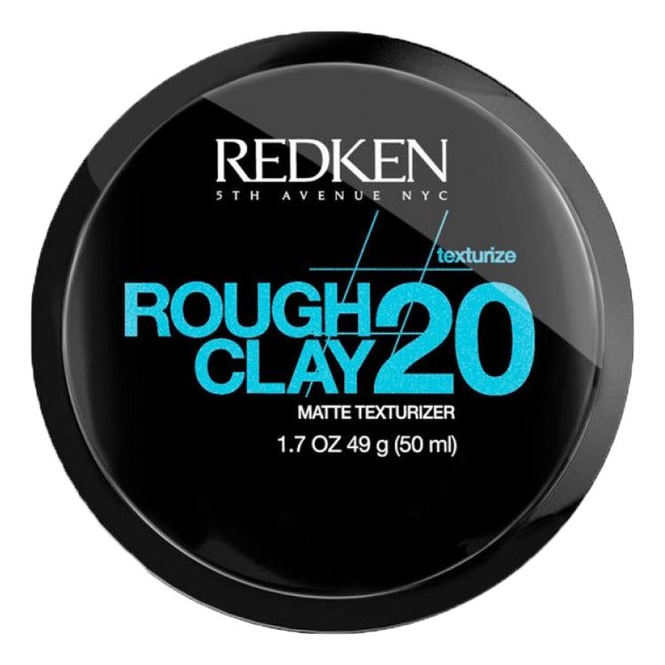 Купить Матовая глина для укладки волос Rough Clay 20 Matte Texturizer 50мл, Redken