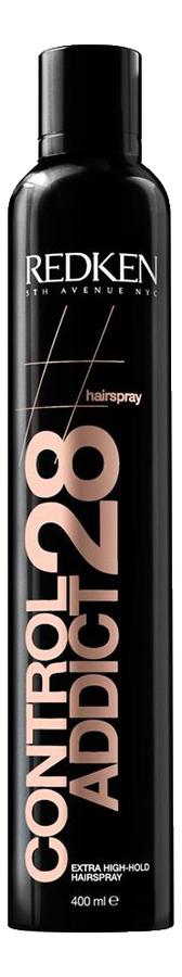 Купить Спрей для укладки волос Control Addict 28 Hairspray 400мл, Redken