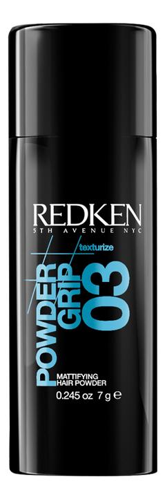 Купить Текстурирующая пудра для объема волос Powder Grip 03 Texturize 7г, Redken