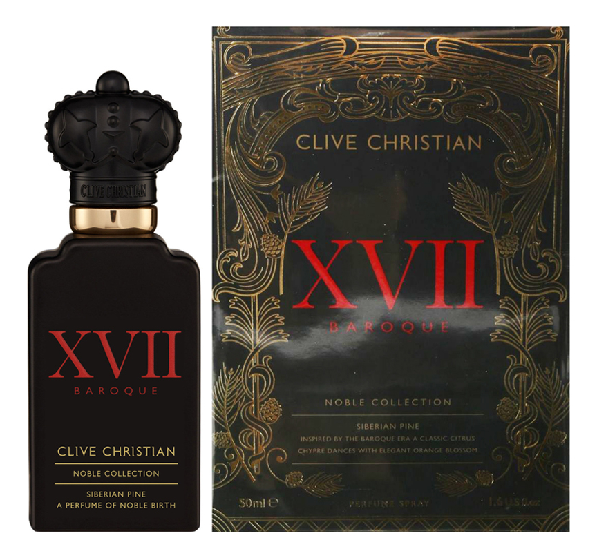 Clive Christian Noble XVII Baroque Siberian Pine: духи 50мл