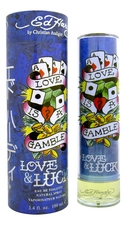 Christian Audigier Ed Hardy Love & Luck For Men