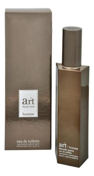 Art Homme: туалетная вода 40мл, Masaki Matsushima  - Купить