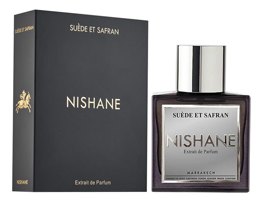 Купить Suede Et Safran: духи 50мл, Nishane