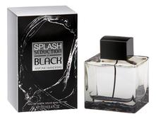 Antonio Banderas Seduction In Black Splash Men
