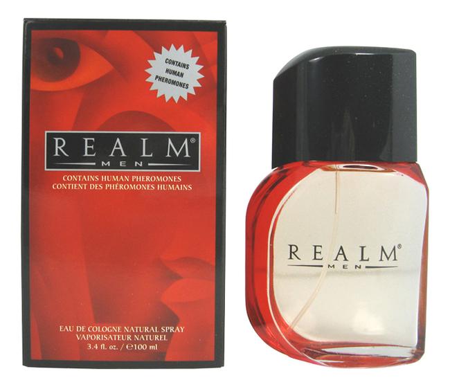 Realm Men: одеколон 100мл tabac men одеколон 100мл