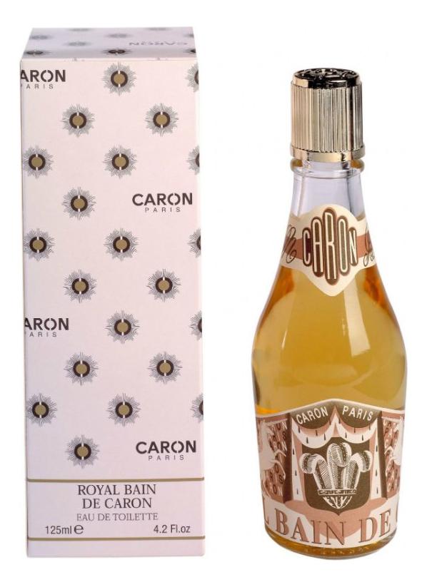 Купить Caron Royal Bain de Caron: туалетная вода 125мл (без спрея)