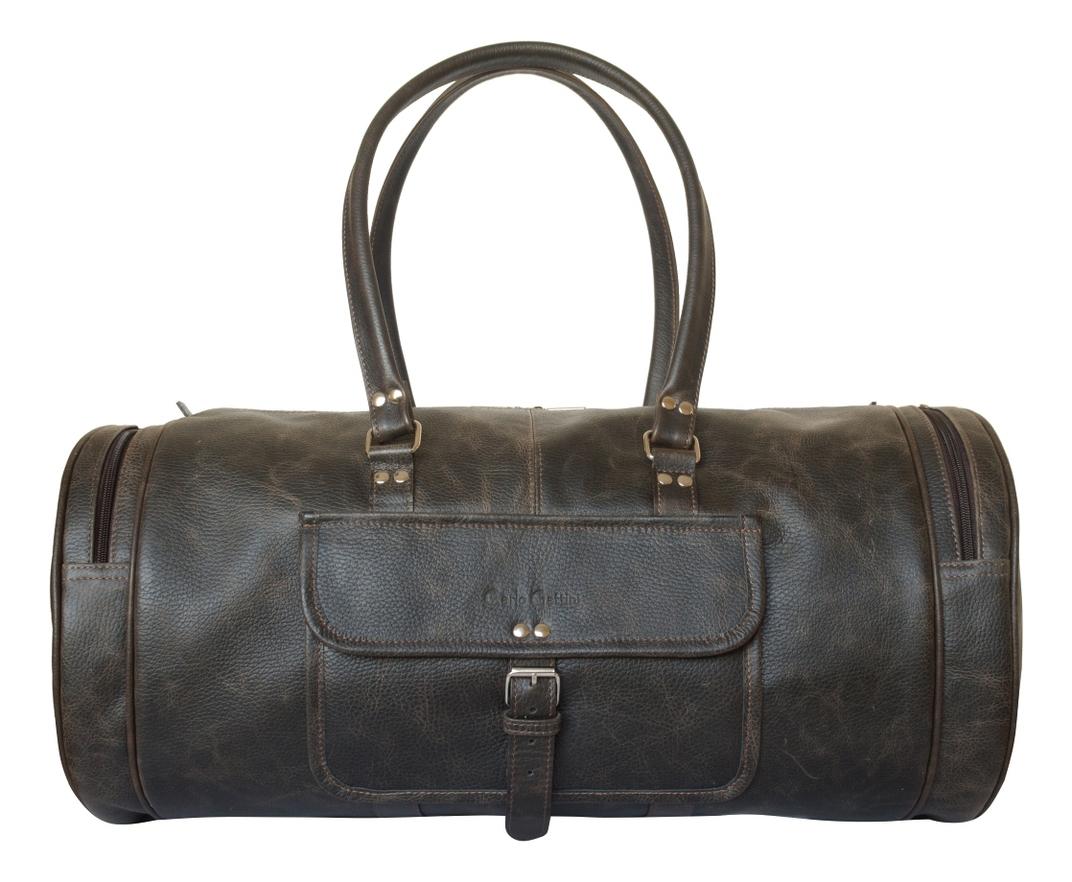 Дорожная сумка Belforte Brown 4011-04 дорожная сумка ardenno brown 4013 04
