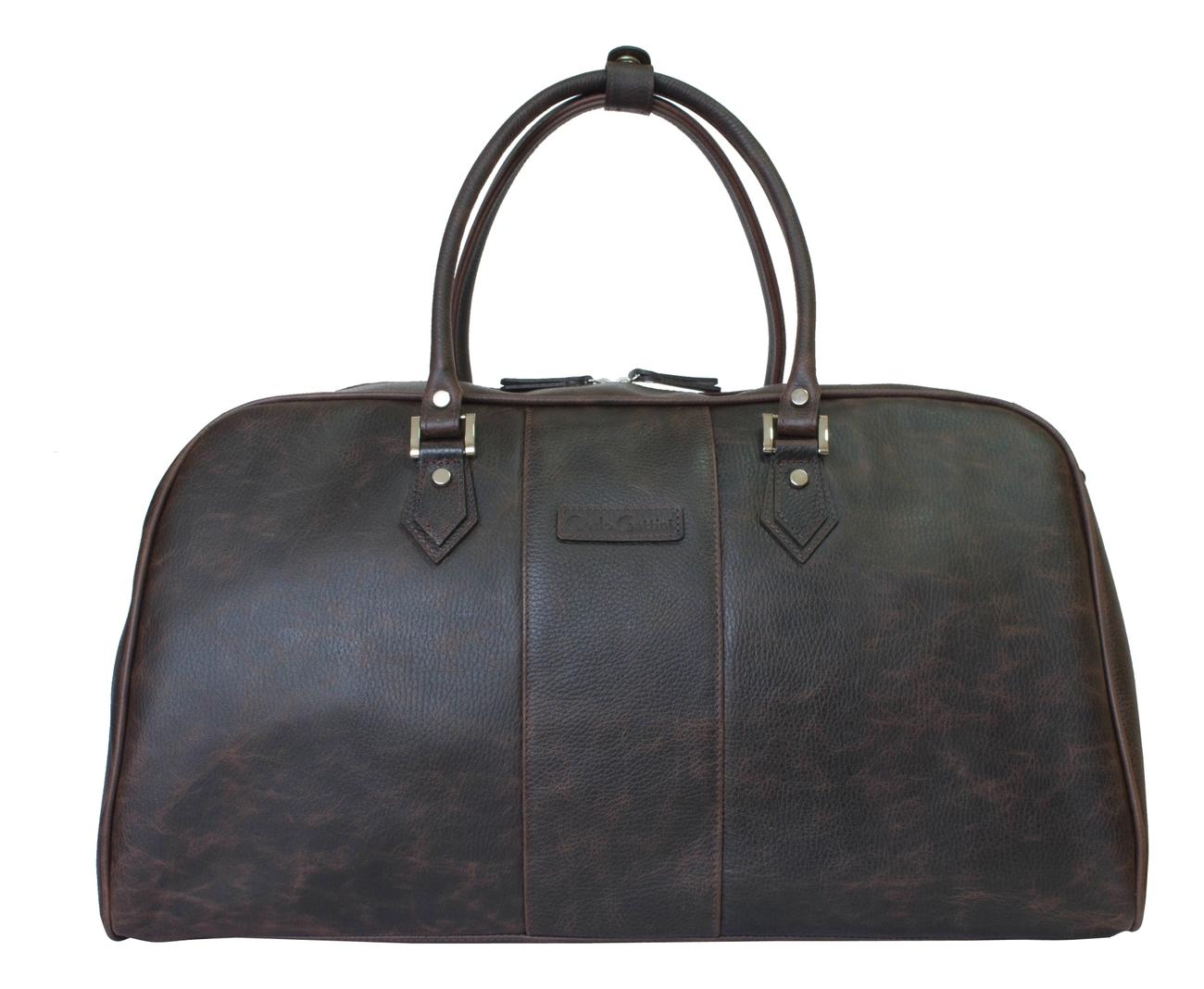 Дорожная сумка Normanno Brown 4007-02 кожаная дорожная сумка carlo gattini normanno 4007 4007 01