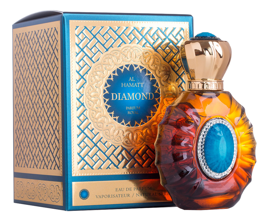 Diamond: парфюмерная вода 85мл al hamatt rubin парфюмерная вода 85мл