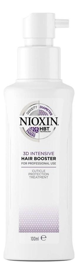 Спрей для роста волос 3D Intensive Care Therapy Hair Booster: Спрей 100мл