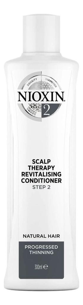 Купить Увлажняющий кондиционер для волос 3D Care System Scalp Revitaliser Conditioner 2: Кондиционер 300мл, NIOXIN