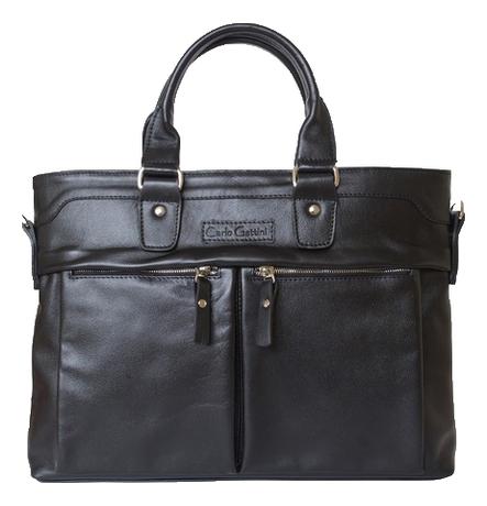 Купить Сумка Talponera Black 5019-01, Carlo Gattini