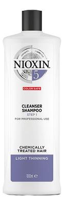 Очищающий шампунь для волос Care System Cleanser Shampoo 5: Шампунь 1000мл недорого