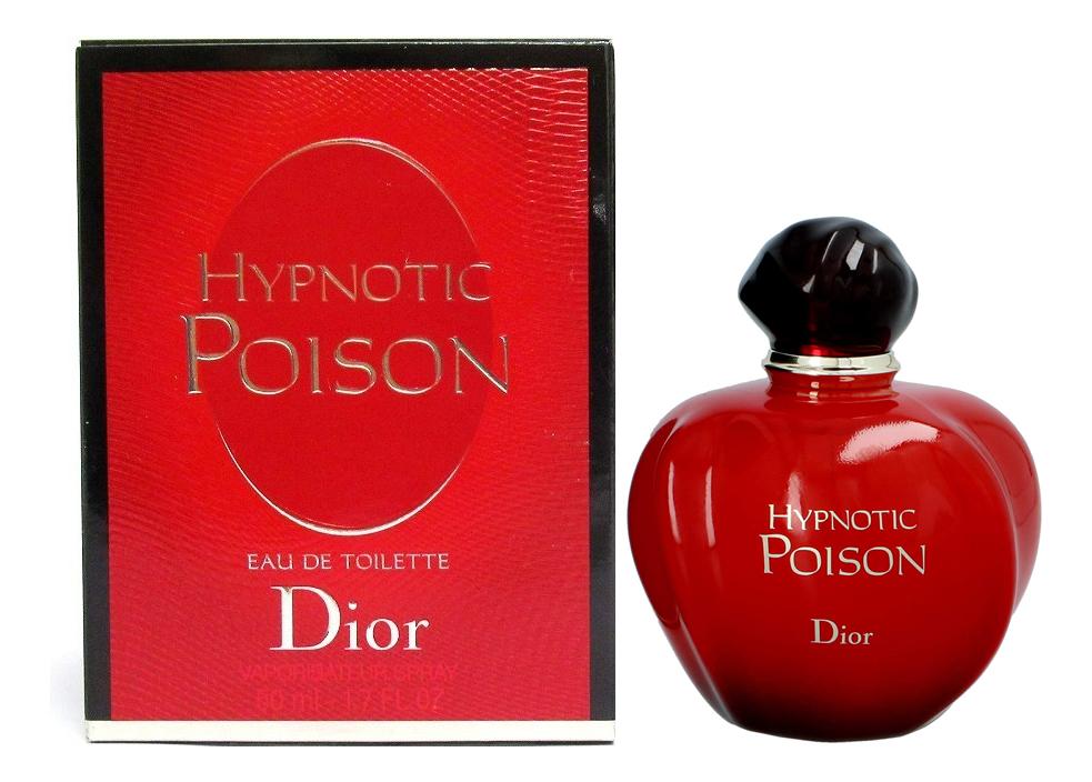 Poison Hypnotic: туалетная вода 50мл недорого
