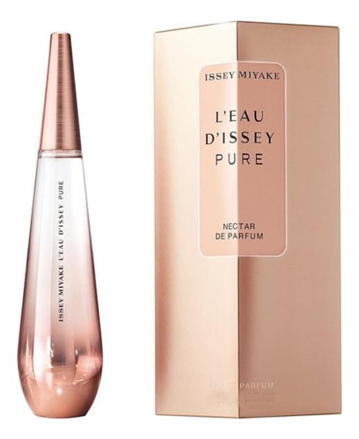 Фото - Issey Miyake L'Eau D'Issey Pure Nectar De Parfum: парфюмерная вода 30мл issey miyake pleats please eau de parfum 2013 парфюмерная вода 30мл