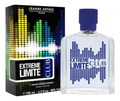 Jeanne Arthes Extreme Limite Club: туалетная вода 100мл