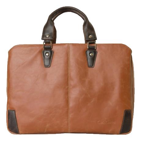 Купить Сумка для ноутбука Belmonte Cognac Brown 1002-03, Carlo Gattini