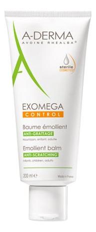 Смягчающий бальзам для лица и тела Exomega D.E.F.I. Baume Emollient 200мл