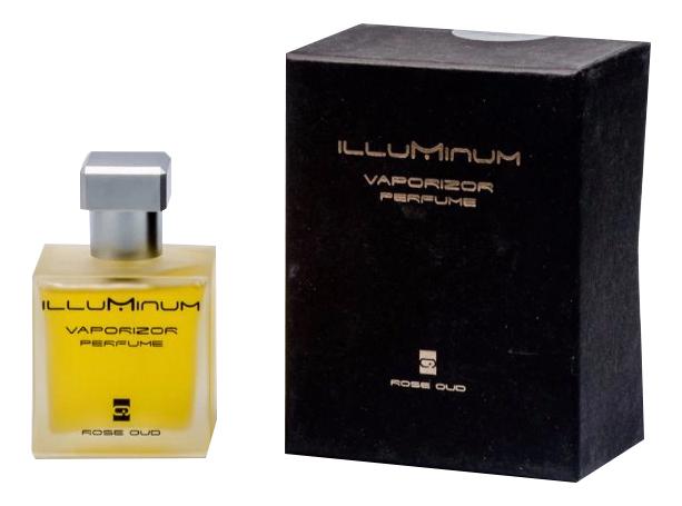 Illuminum Rose Oud: парфюмерная вода 100мл