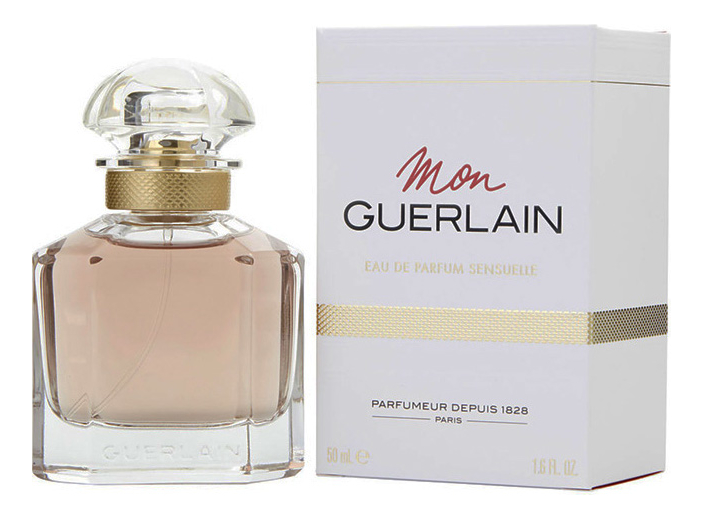 Mon Guerlain Eau De Parfum Sensuelle: парфюмерная вода 50мл guerlain mon guerlain парфюмерная вода 50мл