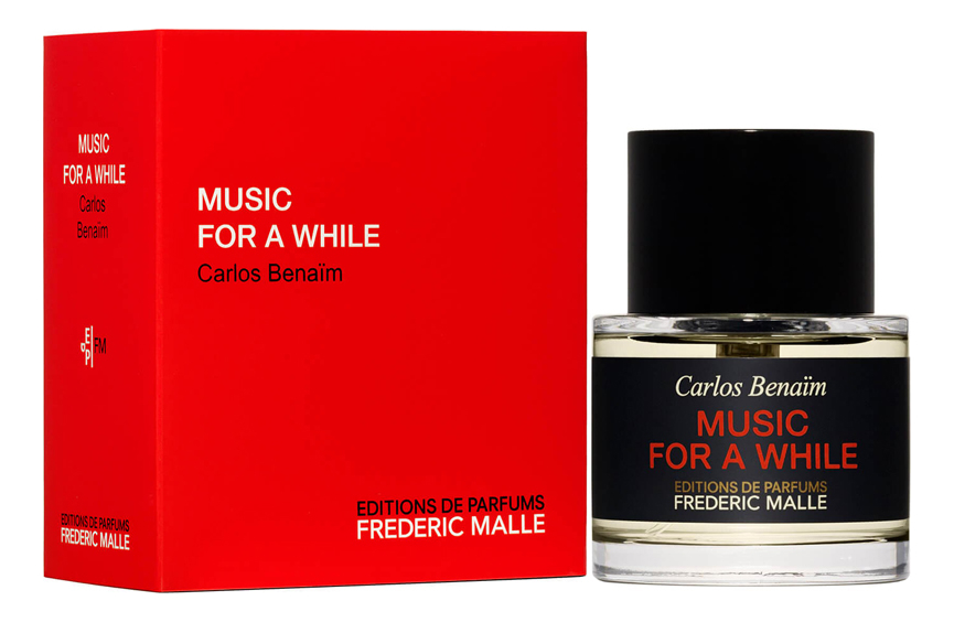 Frederic Malle Music For A While: духи 50мл frederic malle bois dorage туалетные духи тестер 100 мл