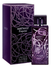 Lalique Amethyst Exquise
