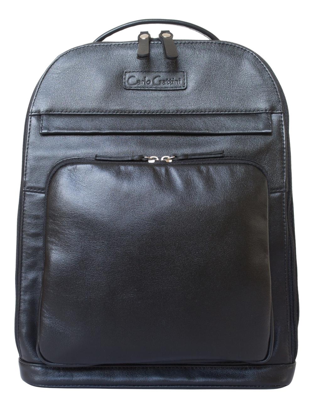 Фото - Рюкзак Montegrotto Black 3022-01 рюкзак verna black 3086 01