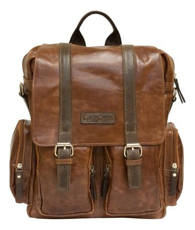 Купить Рюкзак-сумка Fiorentino Cognac Brown 3003-08, Carlo Gattini