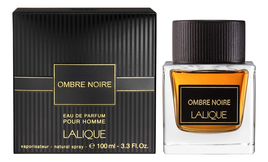 Фото - Lalique Ombre Noire: парфюмерная вода 100мл ombre