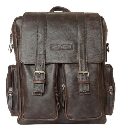 Купить Рюкзак-сумка Fiorentino Brown 3003-04, Carlo Gattini