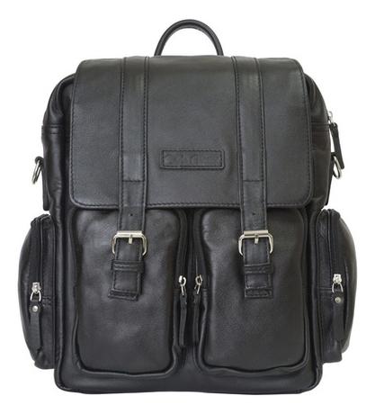Купить Рюкзак-сумка Fiorentino Black 3003-01, Carlo Gattini