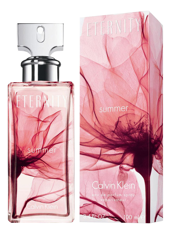 Calvin Klein Eternity Summer 2011 For Women: парфюмерная вода 100мл