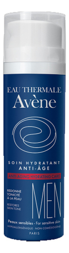 Эмульсия для лица Men Soin Hydratant Anti-Age 50мл
