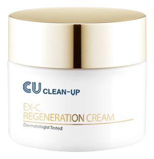 Регенерирующий крем для чувствительной кожи лица EX-C Regeneration Cream 30мл
