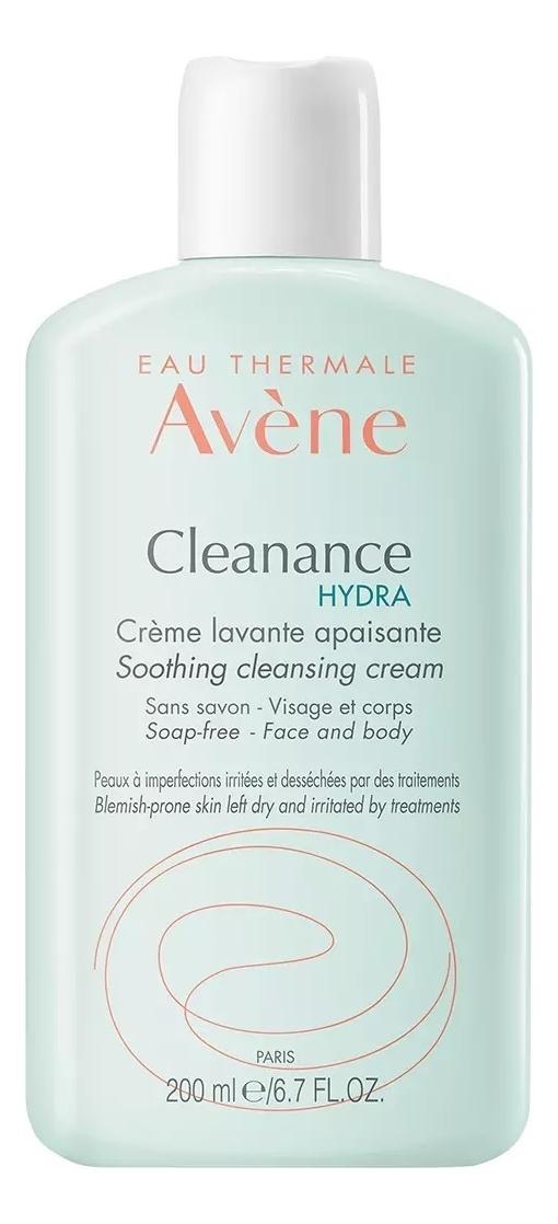 Очищающий крем для лица Cleanance Hydra Soothing Cleasing Cream 200мл