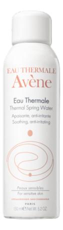 Термальная вода для лица и тела Eau Thermale Apaisant: Термальная вода 150мл vichy термальная вода eau thermale 150 мл