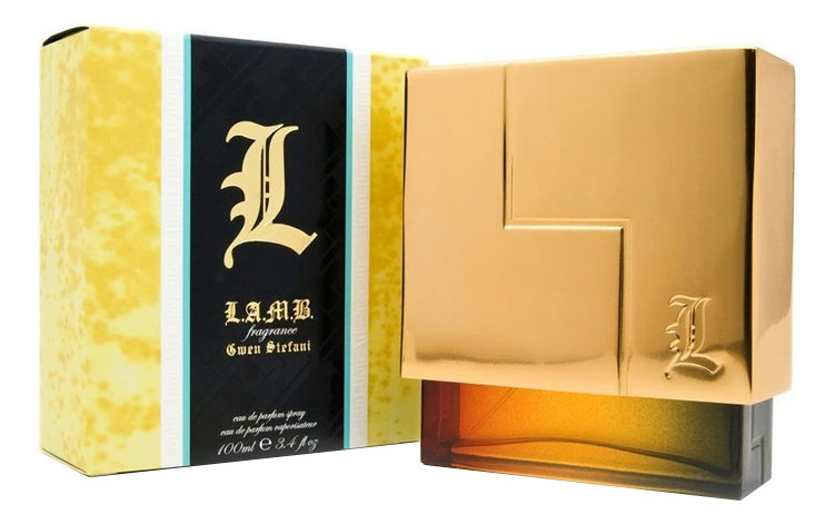 Gwen Stefani L.A.M.B.: парфюмерная вода 100мл