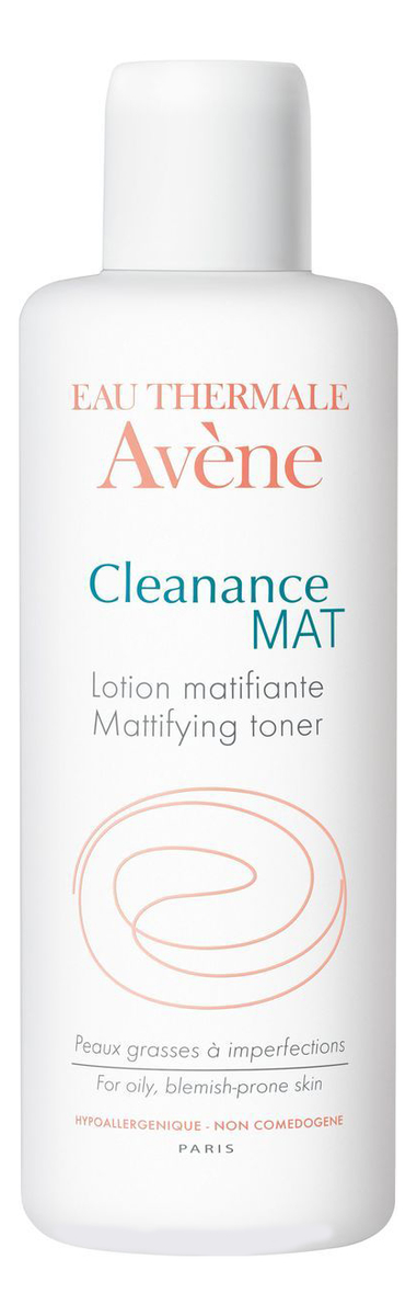 Матирующий лосьон для лица Cleanance Mat Mattifying Toner 200мл