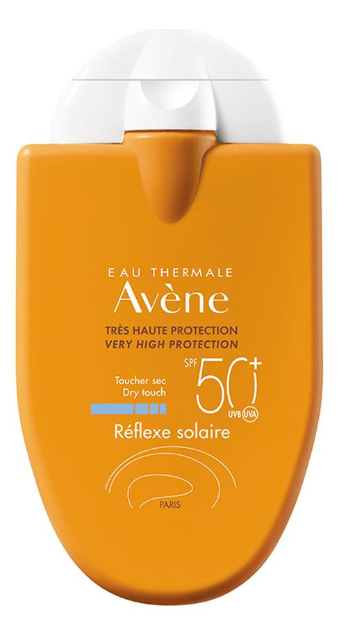 Купить Солнцезащитная эмульсия для лица Peaux Sensibles Tres Haute Protection Reflexe Solaire SPF50+ 30мл, Avene