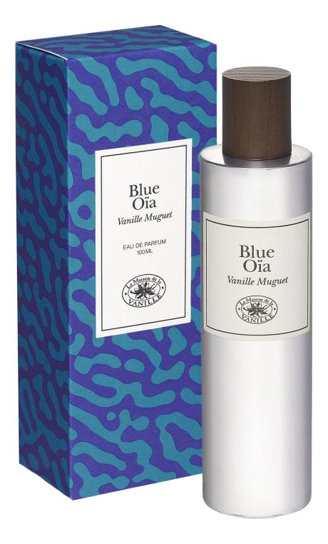 La Maison De Vanille Blue Oia: парфюмерная вода 100мл