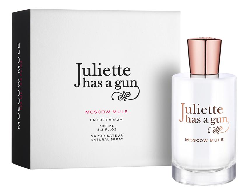 Juliette Has A Gun Moscow Mule: парфюмерная вода 100мл